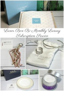 Review: Luxor Box Bi-Monthly Luxury Subscription Service