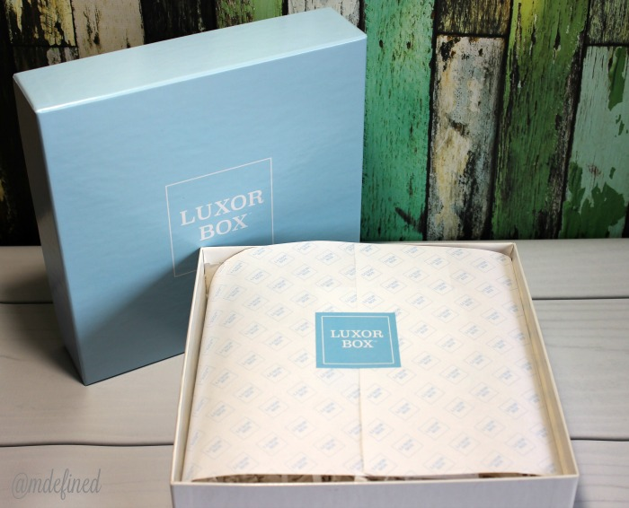 Luxor Box beautiful signature gift box