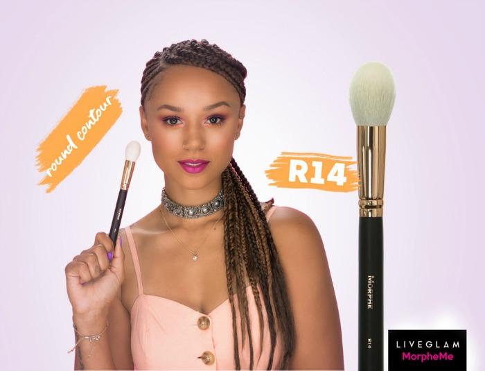 R14 – Round Contour Brush