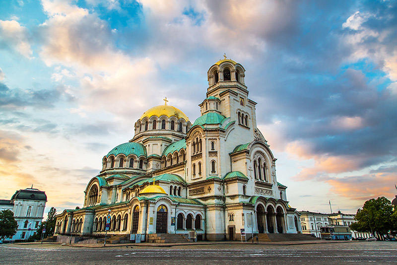 10 Interesting Places in Eastern Europe: Sofia, Bulgaria