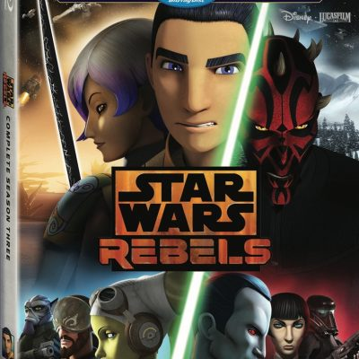 Review: Star Wars Rebels: Season 3