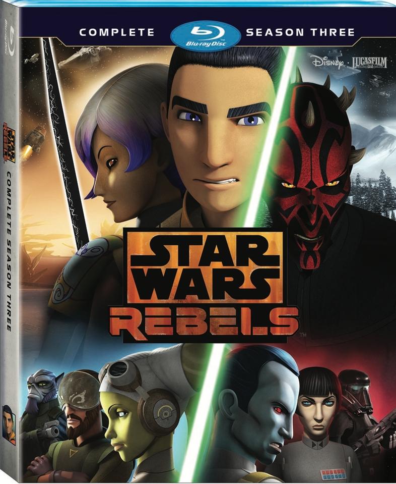 Review: Star Wars Rebels: Season 3