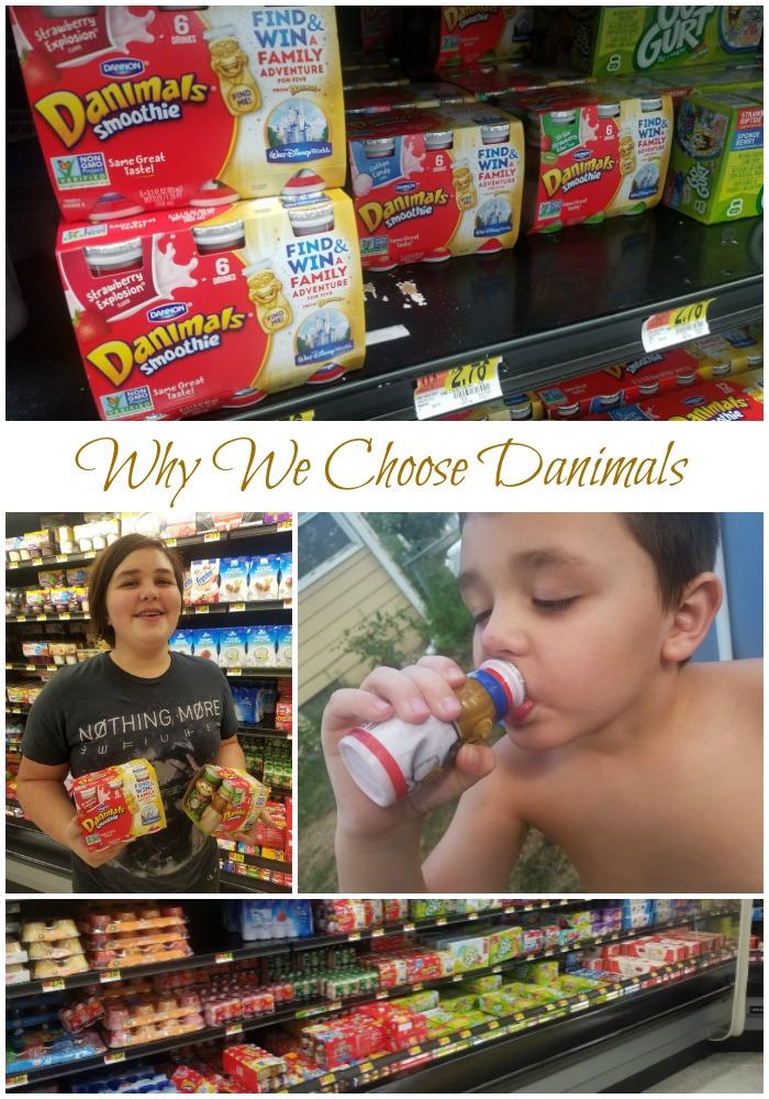 Why We Choose Danimals