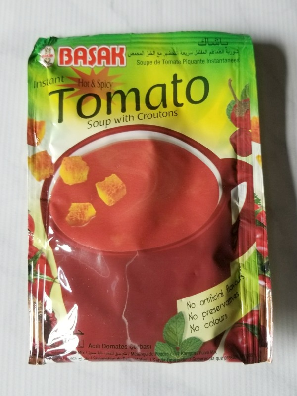 Basak Instant Hot & Spicy Tomato Soup