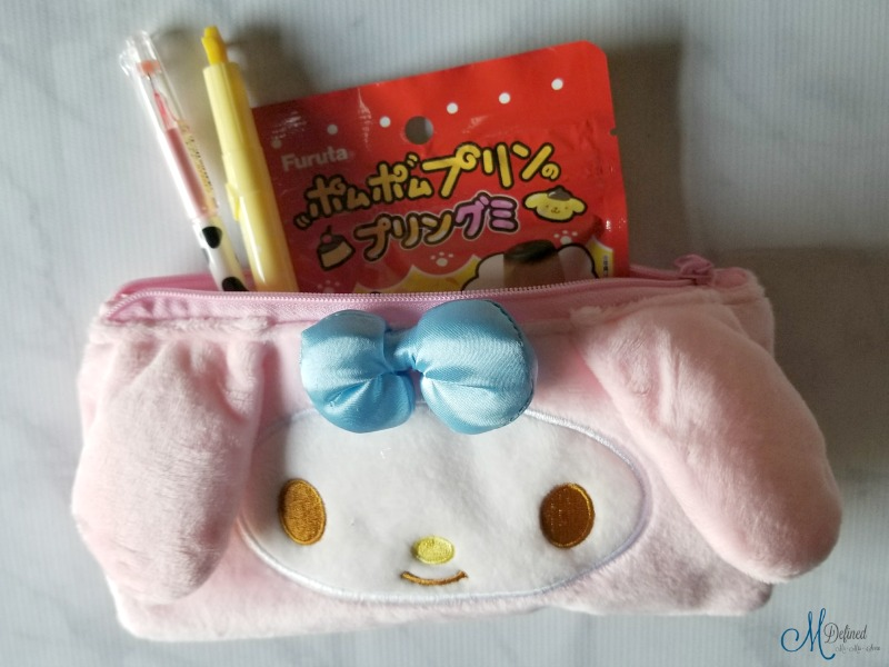 Kawaii Box August Contents
