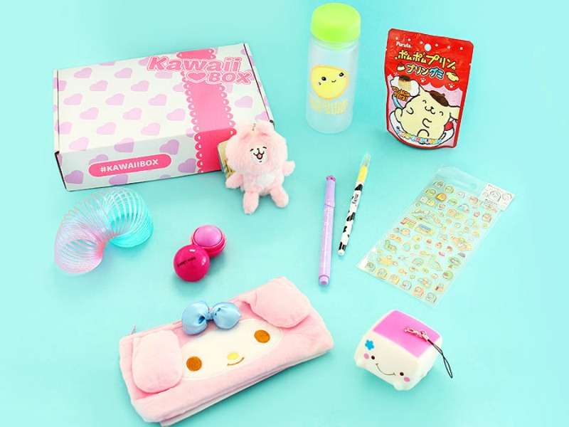 August Kawaii Box