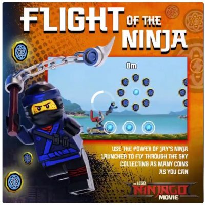 Find the Ninja Within Ya + #LEGONINJAGOMovie Giveaway