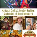Silver Dollar City – National Crafts & Cowboy Festival