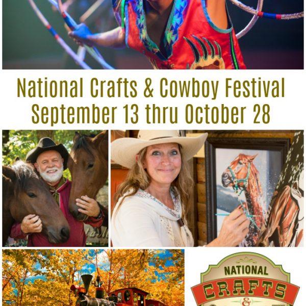 Silver Dollar City – National Crafts & Cowboy Festival
