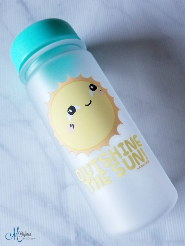 Kawaii Box Outshine The Sun Bottle