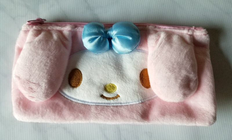 Sanrio Plush Pencil Bag