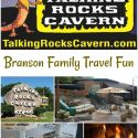 Branson Family Travel Fun at Talking Rocks Cavern