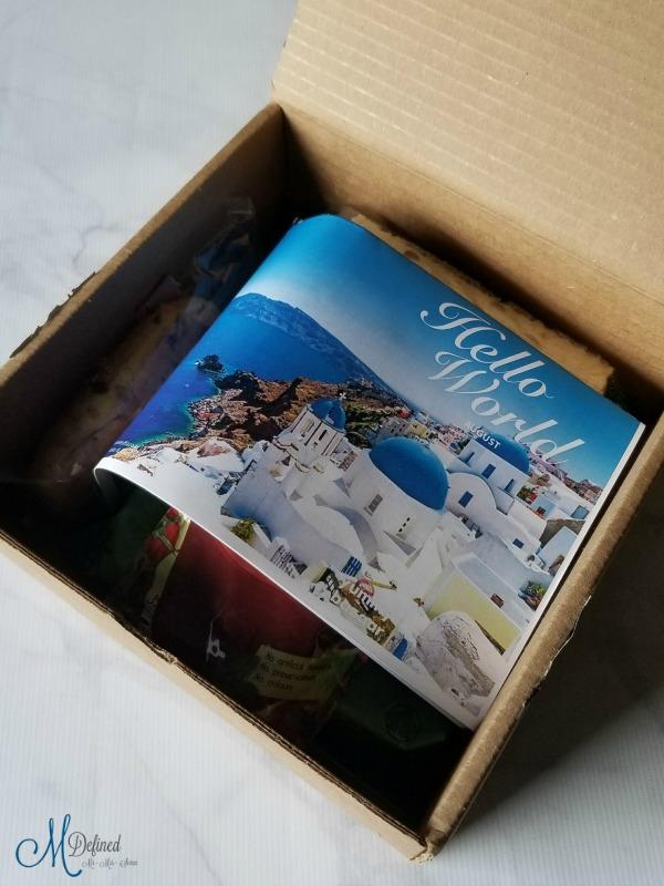 August World Sampler Box