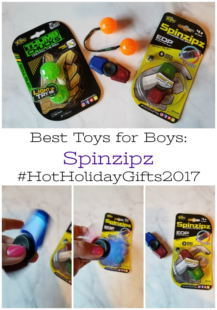 Cool Toys For Boys 2017 : Best toys for boys spinzipz hotholidaygifts