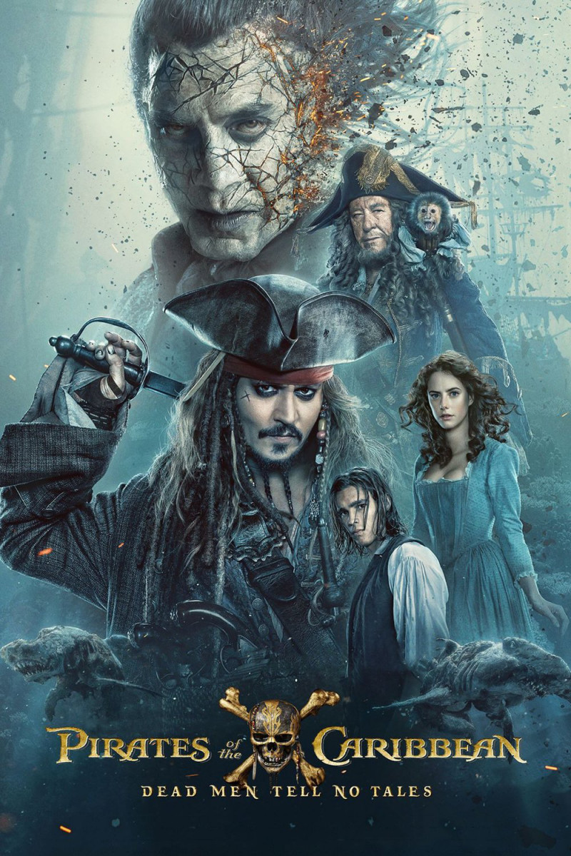 Pirates of the Caribbean: Dead Men Tell No Tales Recipes + Giveaway