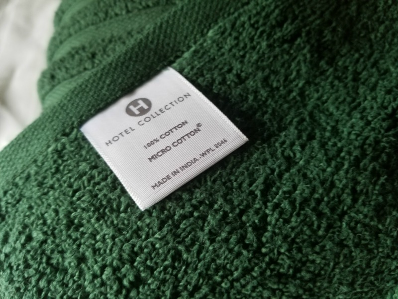 Macy's Hotel Collection Ultimate Micro Cotton Towels Review