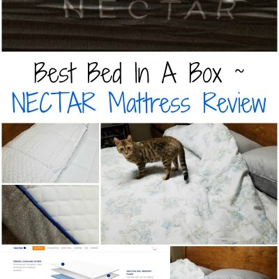 Best Bed In A Box ~ NECTAR Mattress Review