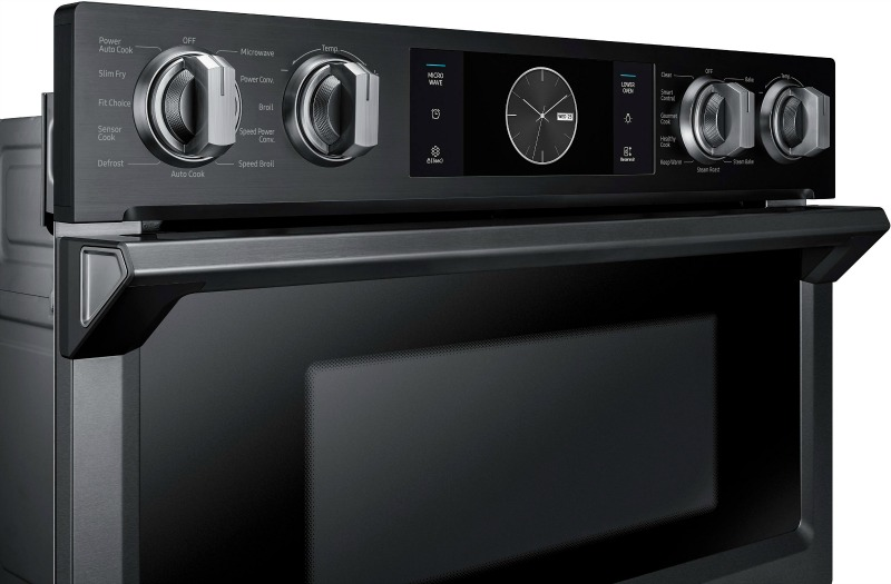 Samsung Prep for Holidays: Samsung Microwave Combination Wall Oven with Flex Duo