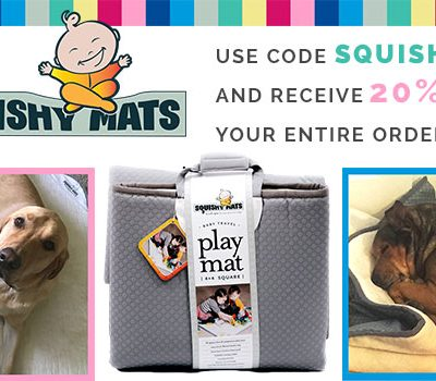Gifts for Pets: Squishy Mat #HotHolidayGifts2017