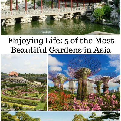 Enjoying Life: 5 of the Most Beautiful Gardens in Asia