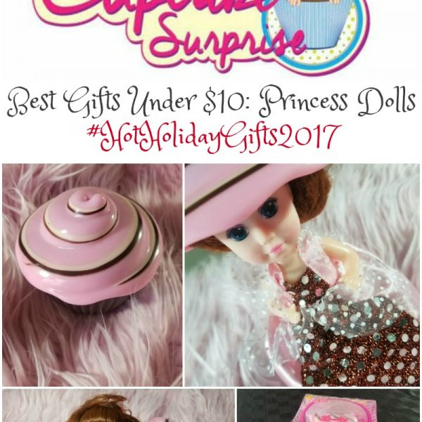 Best Gifts Under $10: Cupcake Surprise Princess Dolls