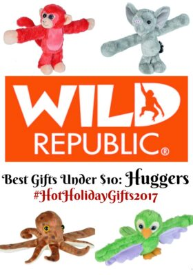 Best Gifts Under $10: Wild Republic Huggers
