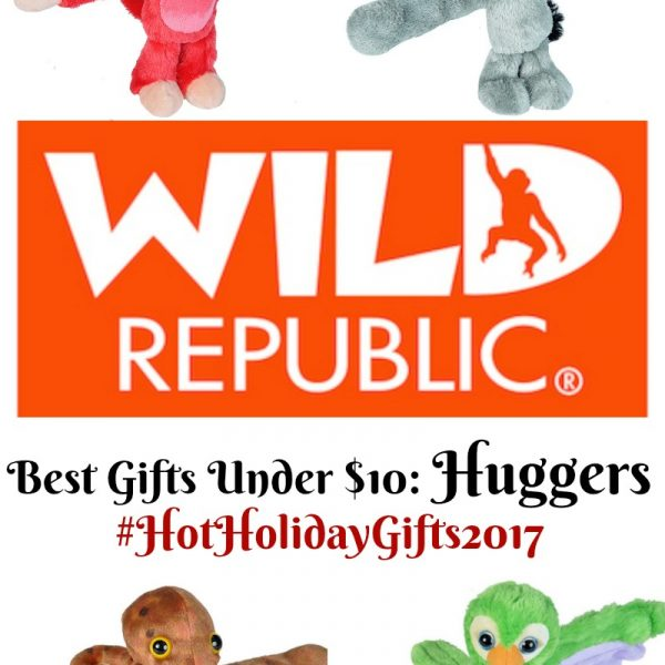 Best Gifts Under $10: Wild Republic Huggers