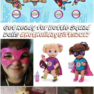 Get Ready for a New Superbaby with Bottle Squad Dolls