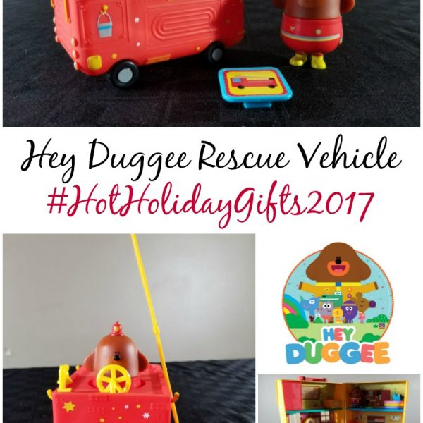 Earn Your Fire Safety Badge with the Hey Duggee Rescue Vehicle