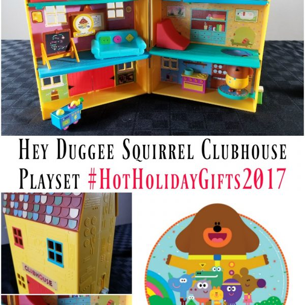 Review: Hey Duggee Squirrel Clubhouse Playset