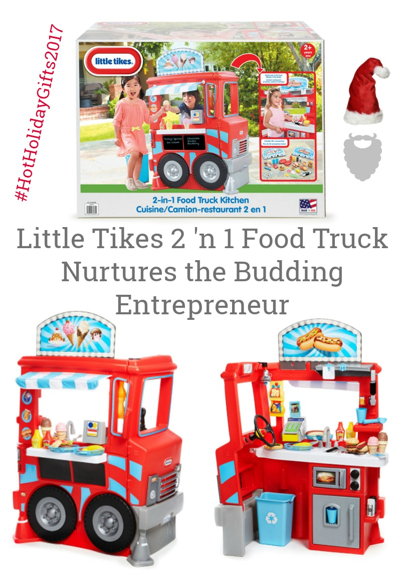 Little Tikes 2 \'n 1 Food Truck Nurtures the Budding Entrepreneur ...