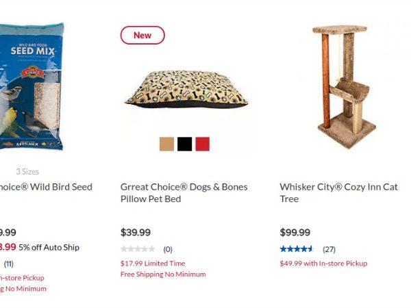 Black Friday Deals Start Now – PetSmart Doorbusters Today Only