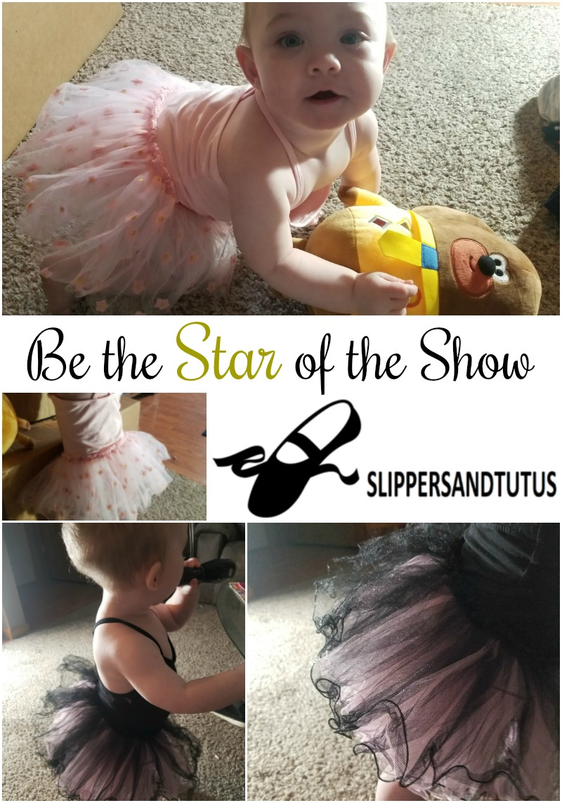 Be the Star of the Show with Slippers and Tutus