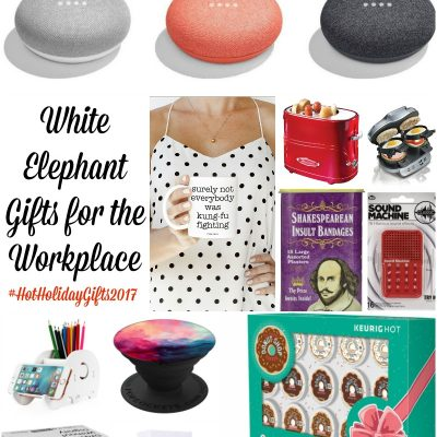 White Elephant Gifts for the Workplace