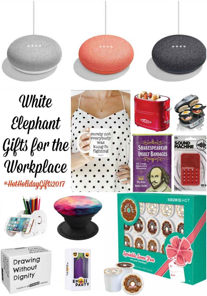 white elephant gifts for the workplace motherhood defined. Black Bedroom Furniture Sets. Home Design Ideas