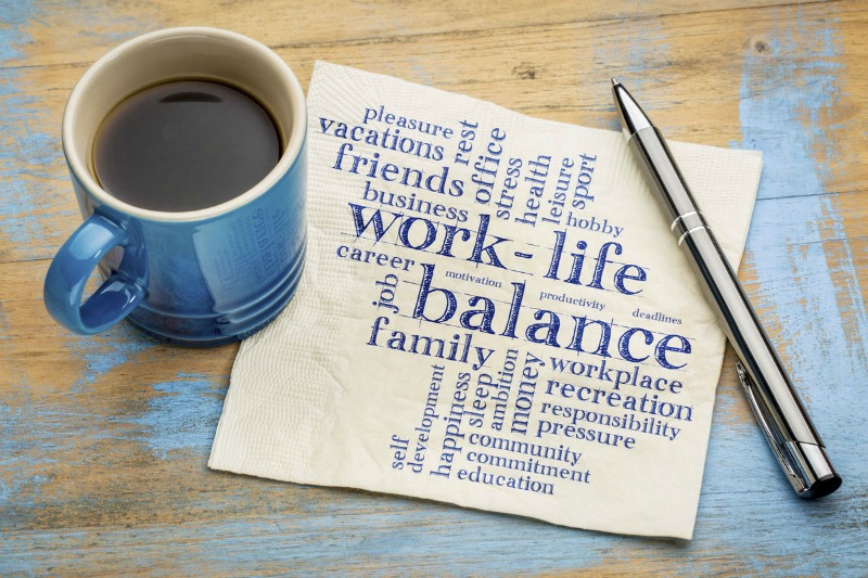 Keeping A Work/Life Balance When Working From Home