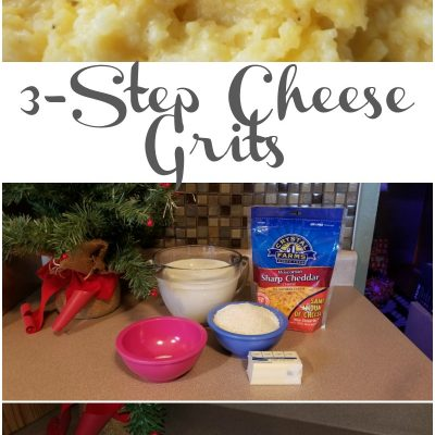 3-Step Cheese Grits Bring Something Special to Your Holiday Meal #CheeseLove + Giveaway