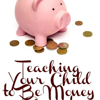 Teaching Your Child to Be Money Smart