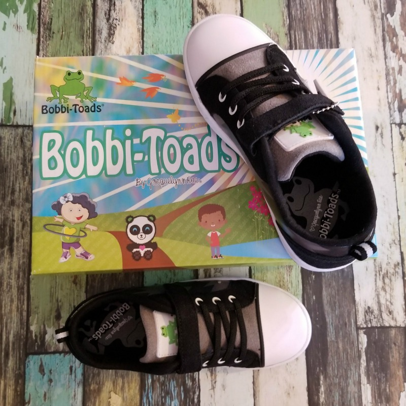 Paintable Light-up Shoes by Bobbi-Toads, Oh My!