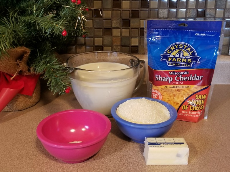 3-Step Cheese Grits Bring Something Special to Your Holiday Meal #CheeseLove