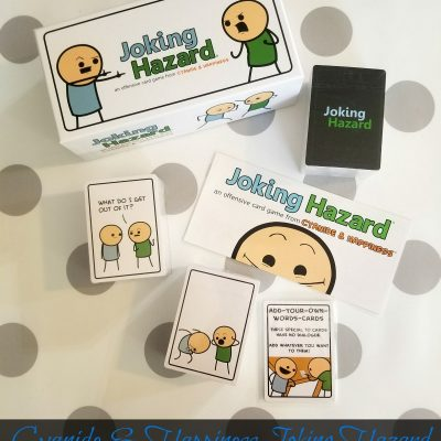 Cyanide & Happiness Joking Hazard is a Terrible Must Have Card Game + Giveaway