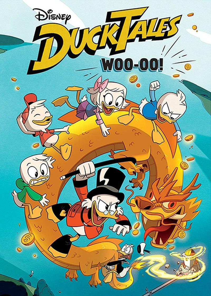Disney DuckTales Woo-oo! Activity Games + Giveaway