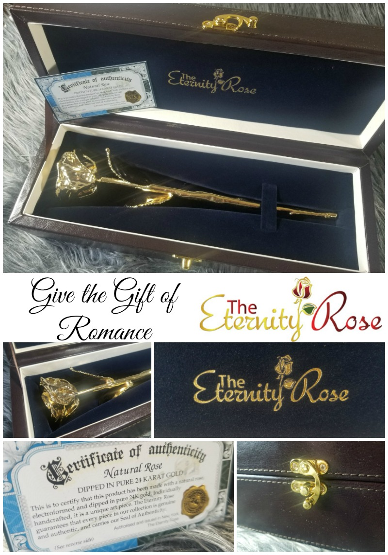 Give the Gift of Romance with The Eternity Rose