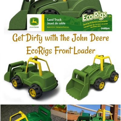 Get Dirty with the John Deere EcoRigs Front Loader