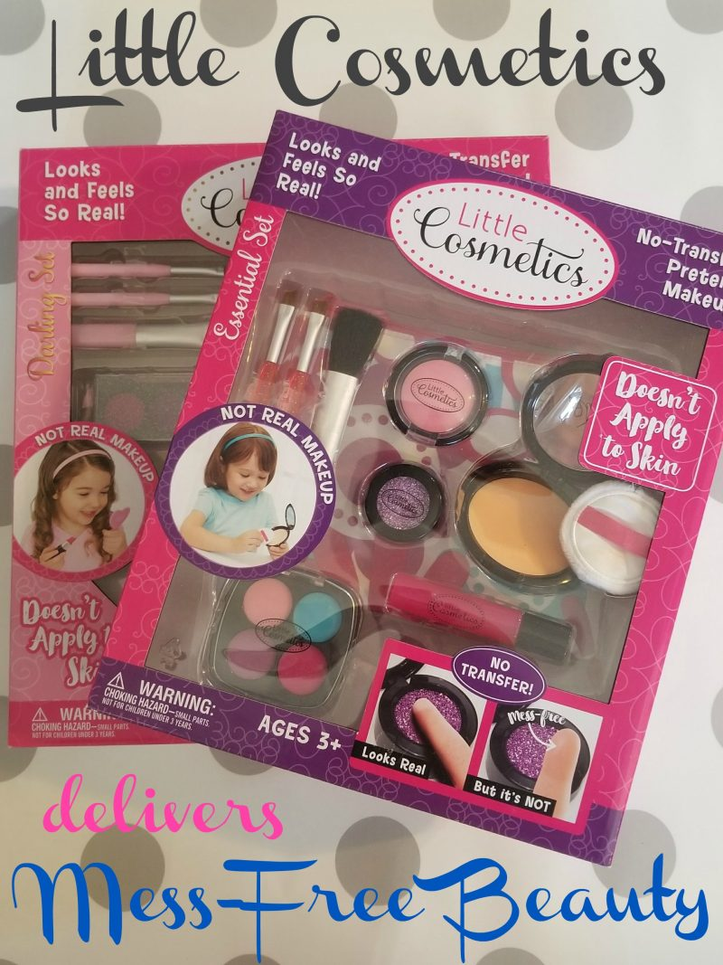 Little Cosmetics Delivers Mess-Free Beauty
