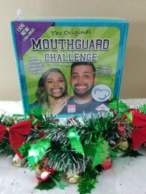 Take the Mouthguard Challenge and Try Not to Laugh