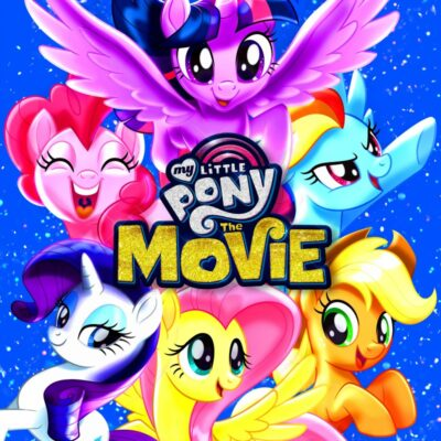 "MY LITTLE PONY: THE MOVIE ""Taye Diggs"" Exclusive Clip"