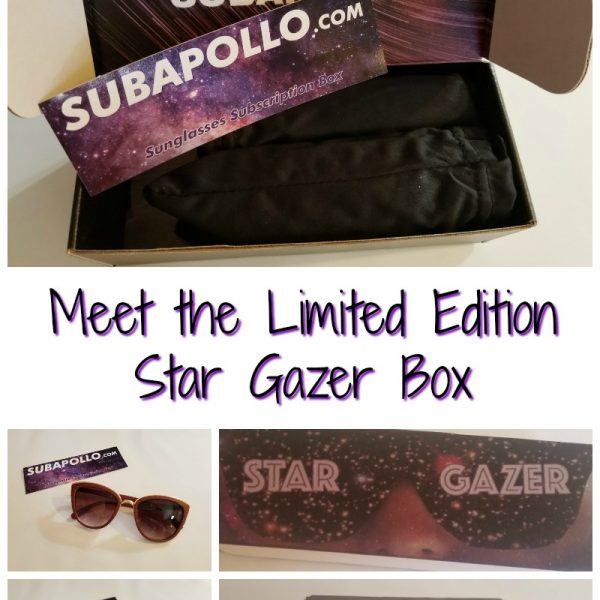 Meet the Limited Edition Star Gazer Box by SubApollo