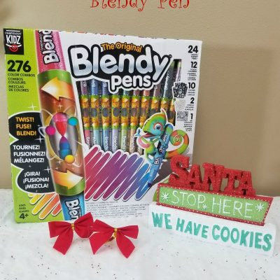 Therapeutic Coloring with the Blendy Pen Jumbo Kit