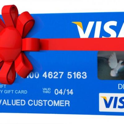 $250 Visa Gift Card or Cash Giveaway